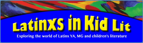 header image of Latinxs in Kid Lit