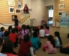 Children at Springdale Public Library in Arkansas celebrate Día.
